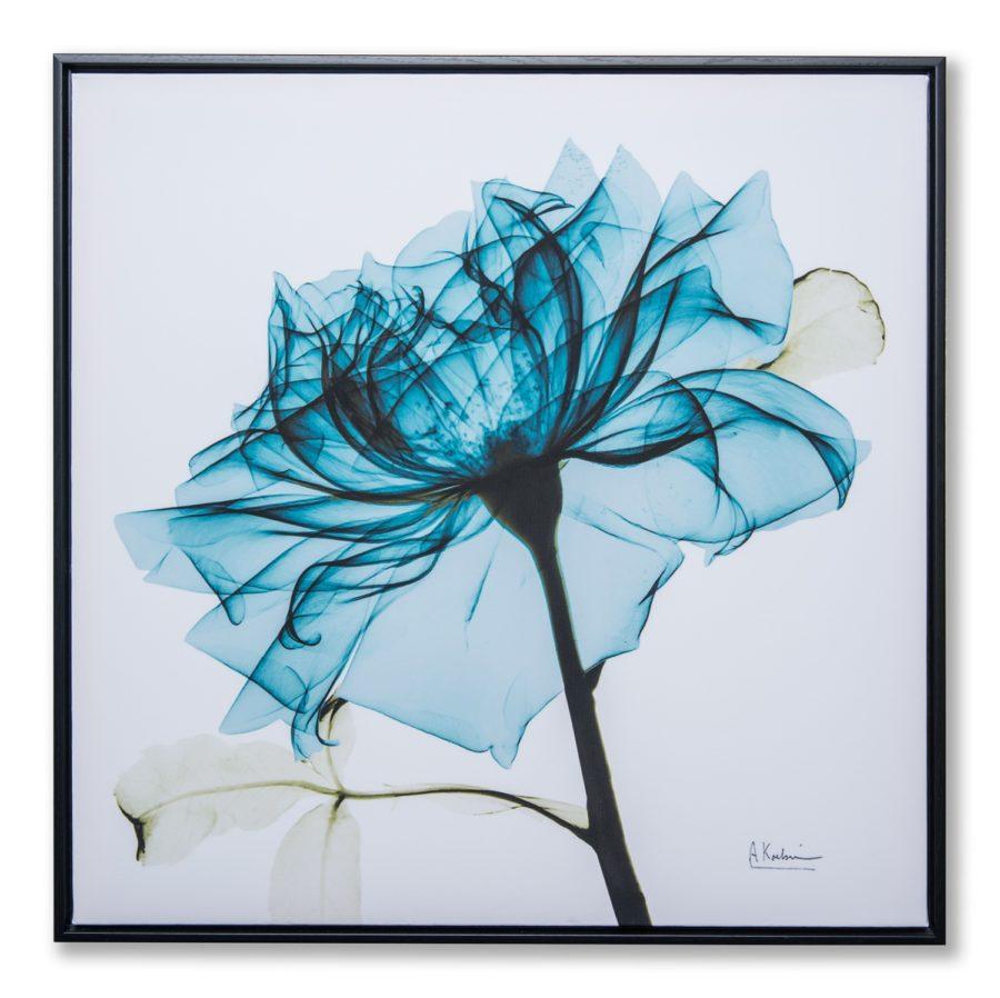 Картина в квадратной раме | Цветок