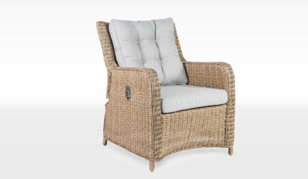 Кресло из искусственного ротанга Bilbao