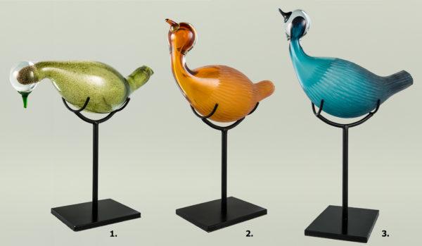 Птицы декор