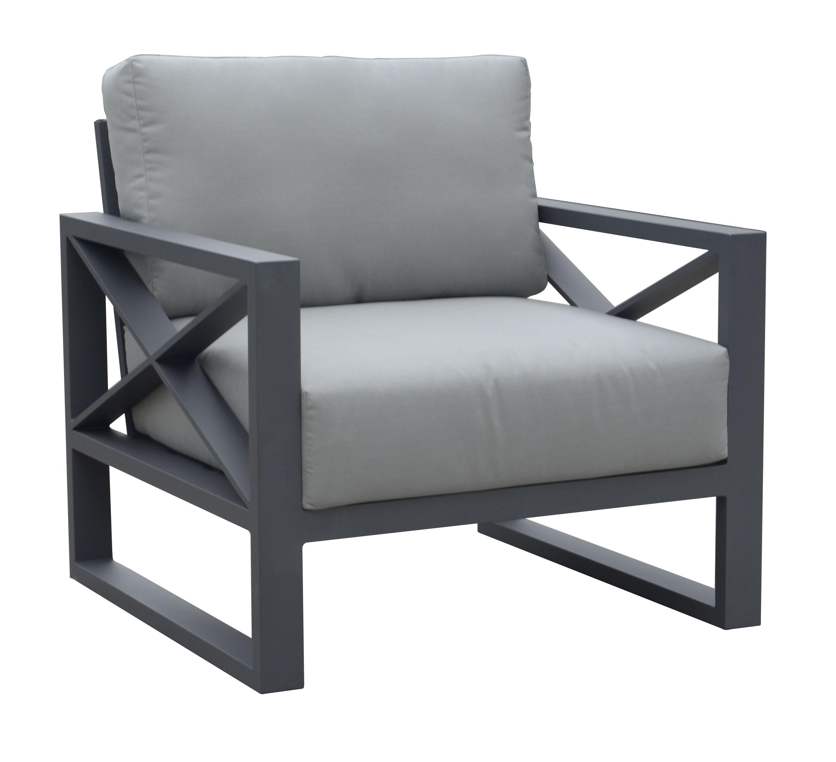 Комплект для отдыха Linear  с 3-м диваном
