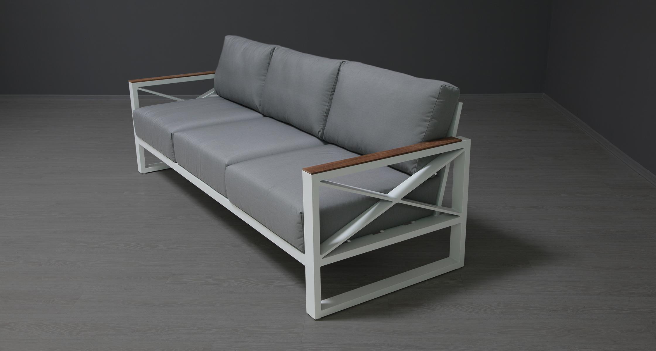 Комплект для відпочинку Linear с 3-м диваном