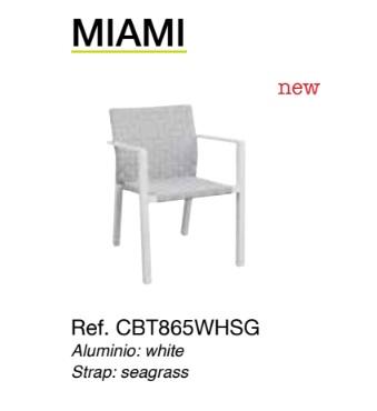 Столовый комплект Miami  на 6 персон