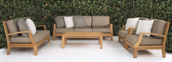 Westminster Teak Outdoor Furniture Collection