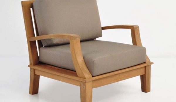 Мебель для сада из тика