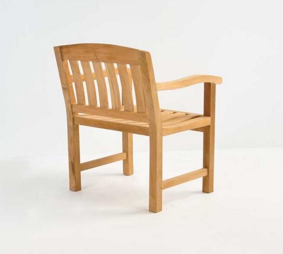 Newport Teak Arm Chair