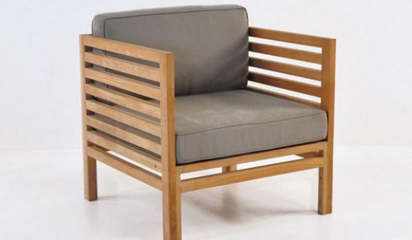 Кресло Spa Teak