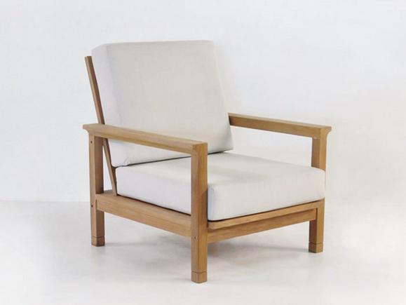 Кресло St Tropez Teak Outdoor