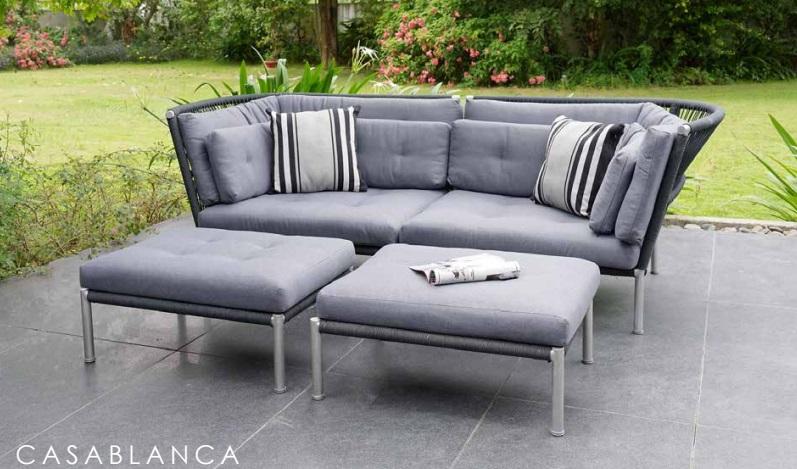 Casablanca lounge set