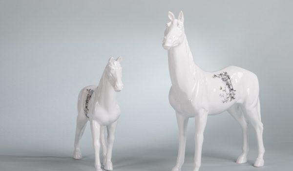 Лошади статуэтки