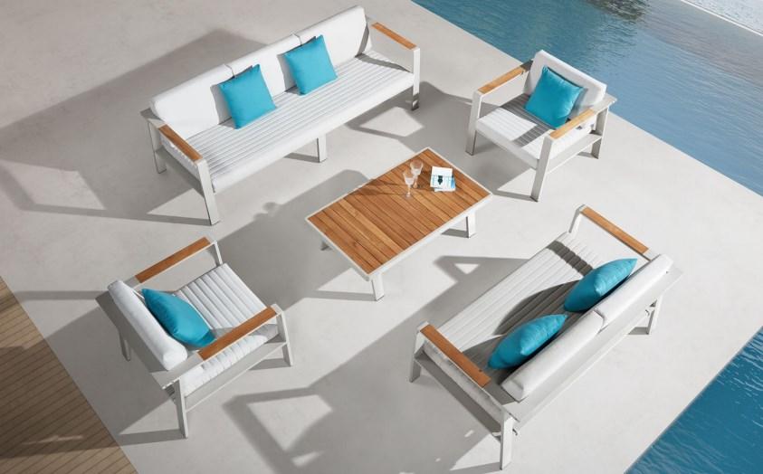 Комплект для відпочинку Nofi с 2-м диваном