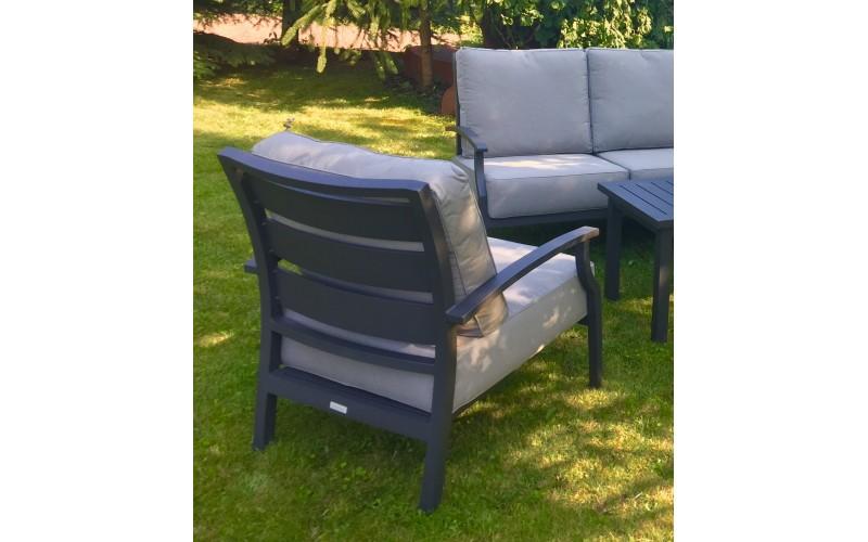Кресло садовое из алюминия Savannah