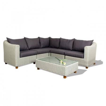 Угловой диванный комплект Silva