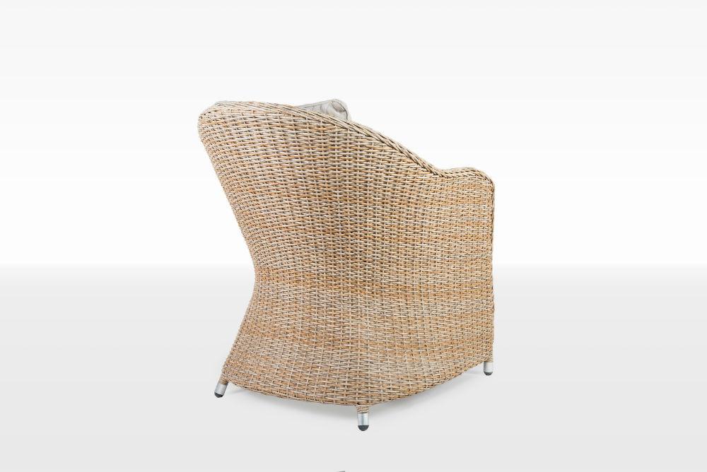 Крісло зі штучного ротанга Seattle dinner chair