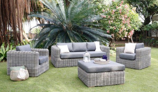 Диванный комплект садовой мебели Cervo