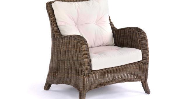 Крісла і стільці з ротанга