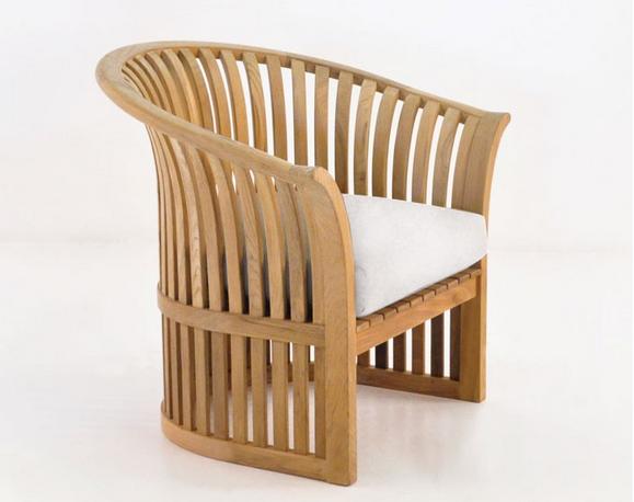 Satai Teak Outdoor Chair
