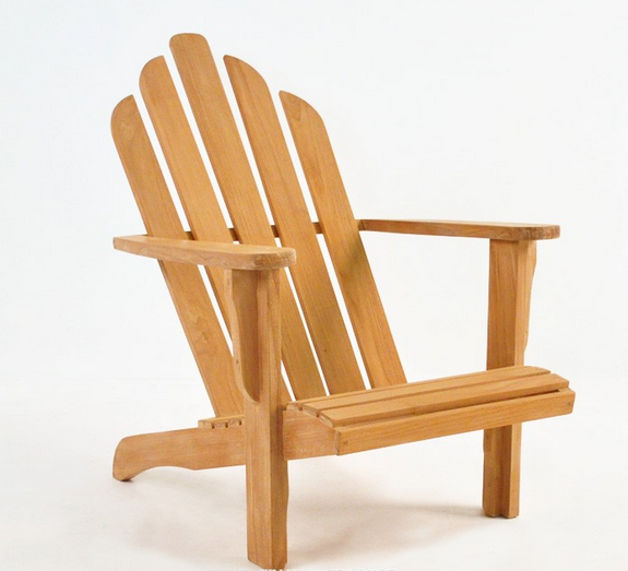 Крісло Teak Adirondack Chair Set