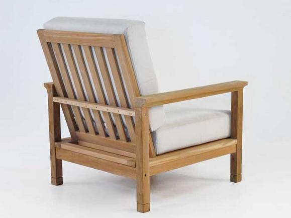 Крісло St Tropez Teak Outdoor