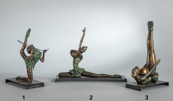 Статуэтки гимнасток