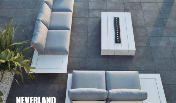 Садовая мебель neverland