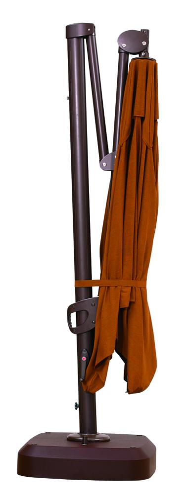 Зонт садовий консольний BOSTON (B1-3,5-3)