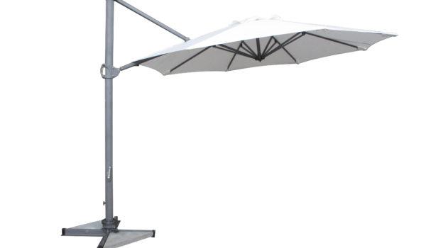 Зонт круглый садовый консольный ROMA