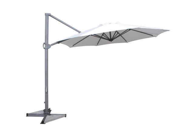 Зонт круглый садовый консольный ROMA UMBRELLA 35