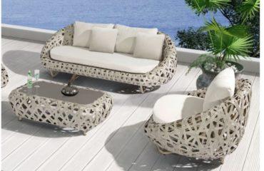 Релакс набор мебели для наружного применения Curl