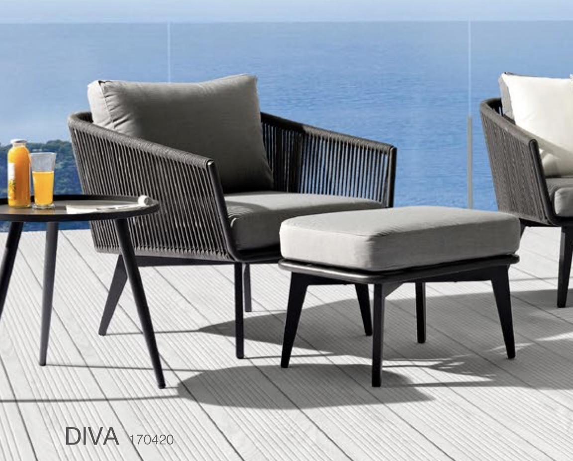 Комплект для відпочинку Diva