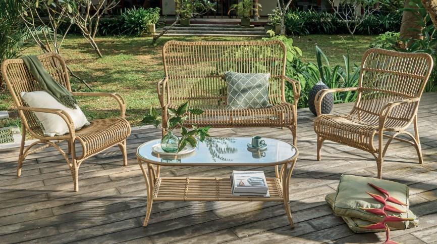 Комплект для відпочинку Tahiti lounge set