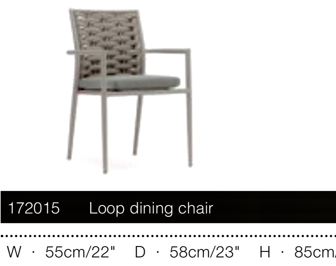 Обеденное кресло LOOP