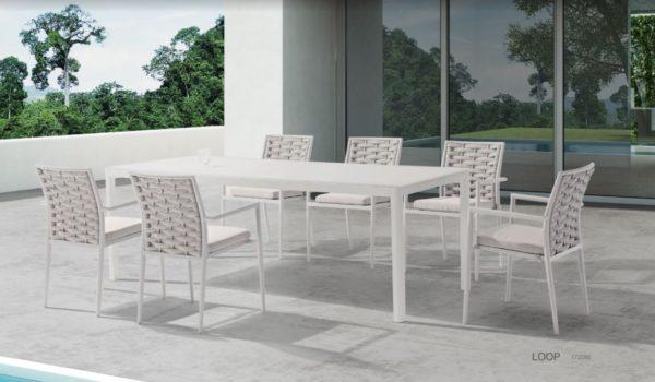 Столовый набор мебели loop