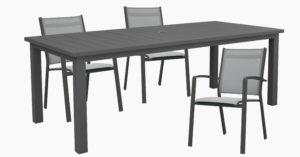 Столовий комплект Linear (umbrella) 6 Персон