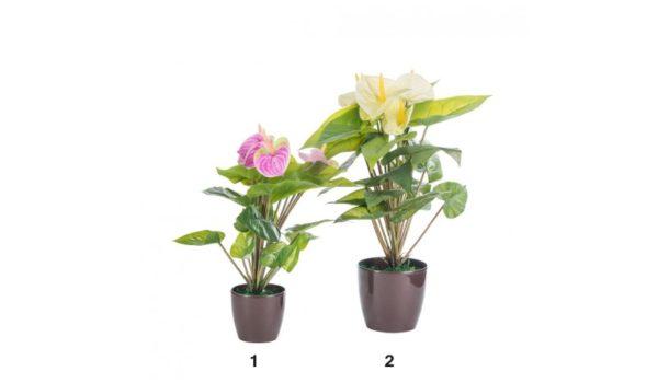 Искусственные цветы декор