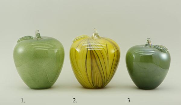 Яблоки 100022(1)/100036(2)/100023(3)