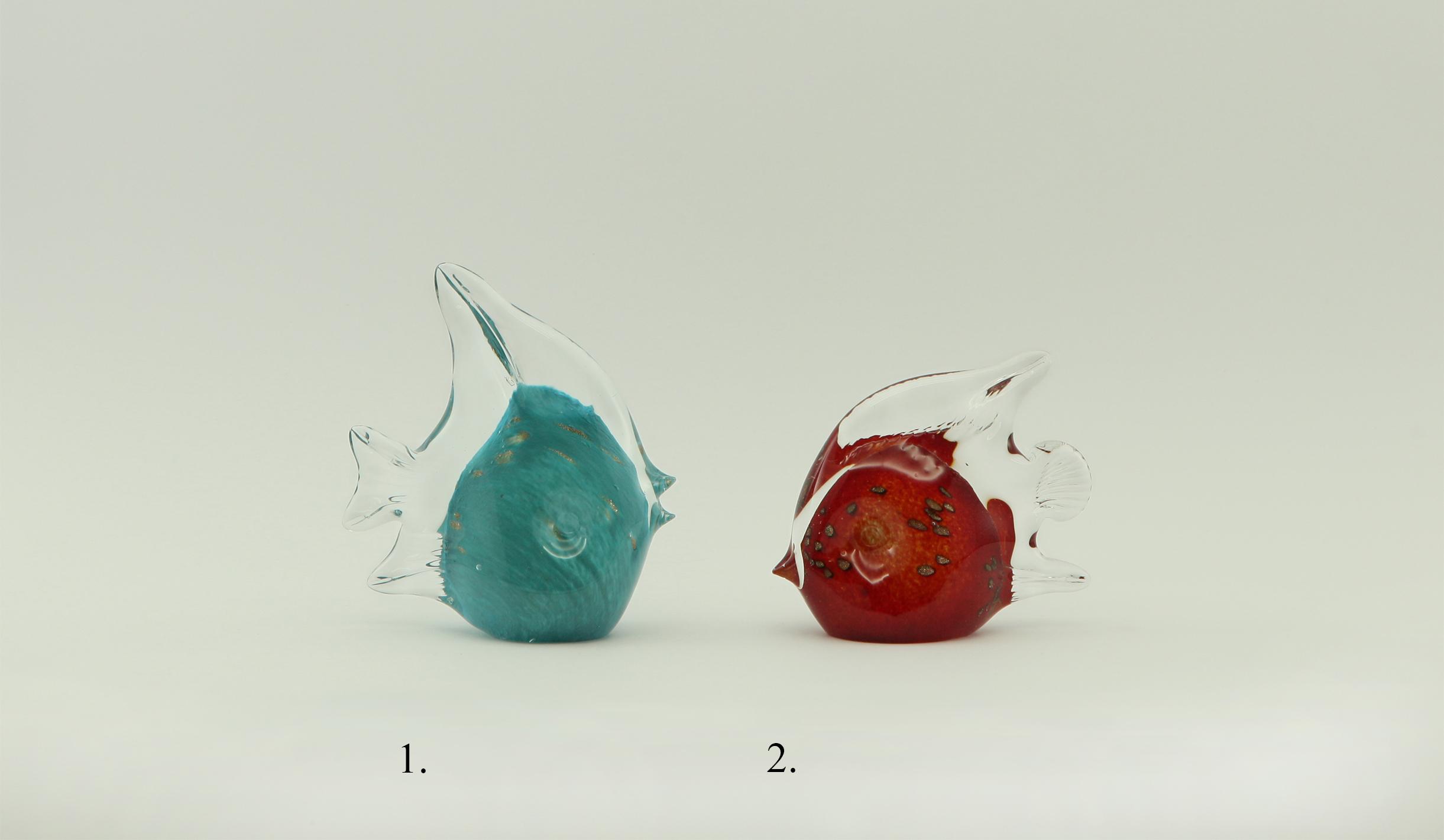 Рыбки 1D-14(1)/1D-14(2)