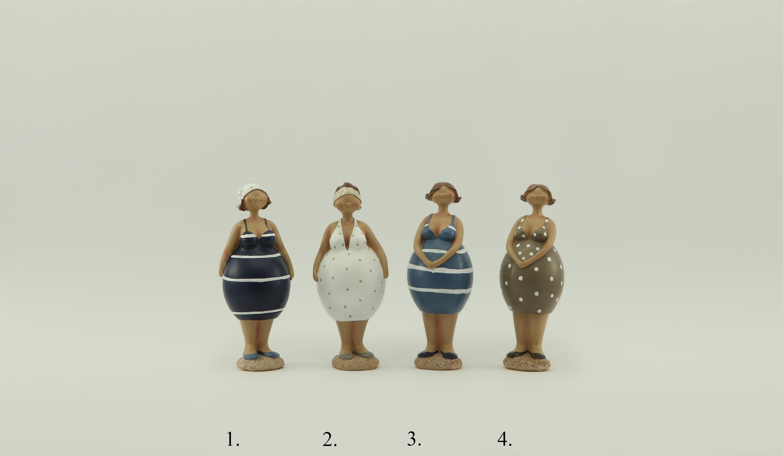 Девушки PD-001-2(1)/PD-001-1(2)/PD-002-2(3)/PD-002-1(4)