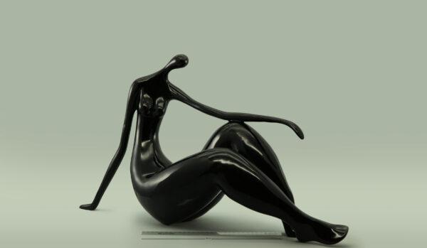 Девушка PD-889(Black)