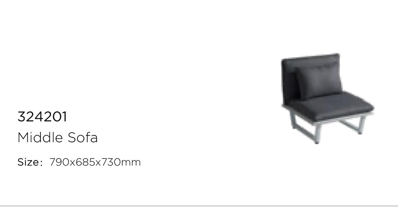 Угловой модульный комплект SOPHIA(XL)