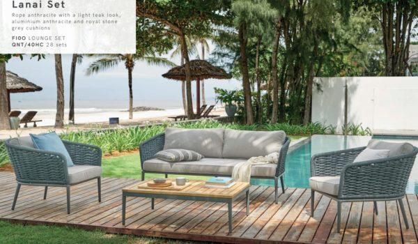 Садовый комплект мебели Lanai