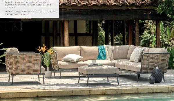 Садовая мебель Panaro