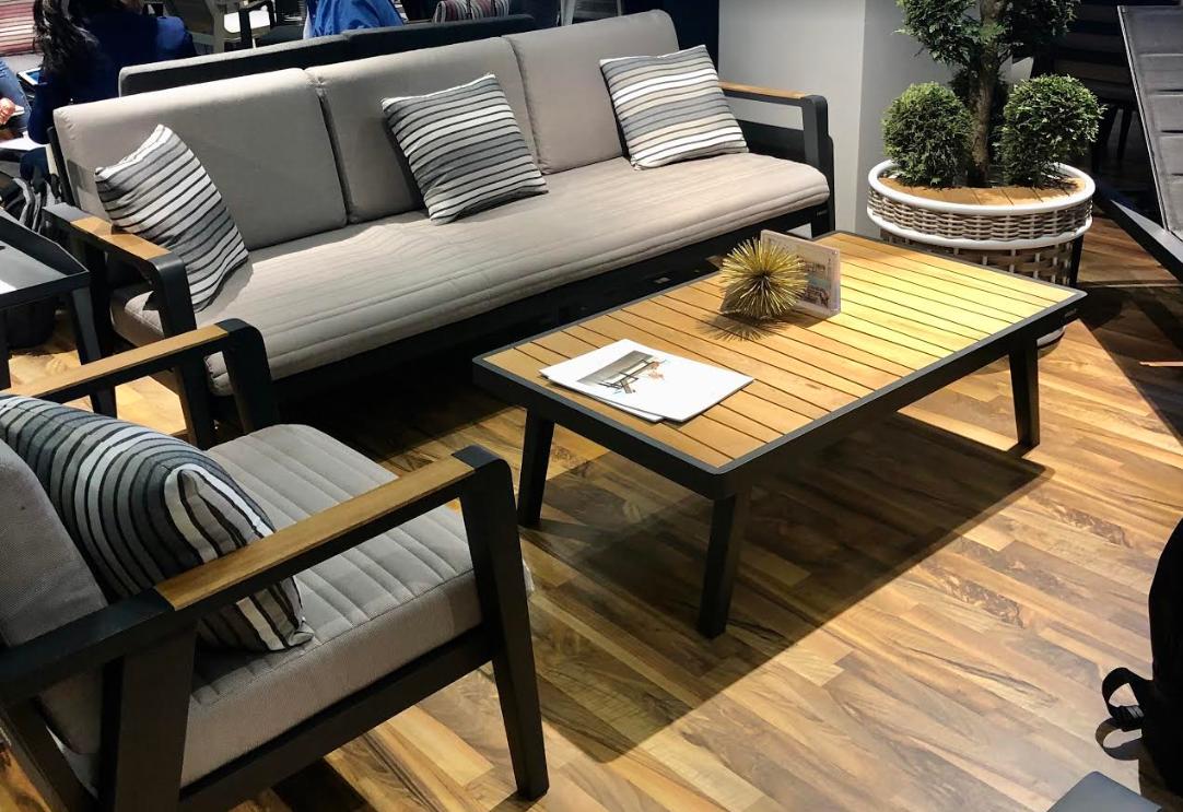 Диванный набор EMOTI с 3-м диваном
