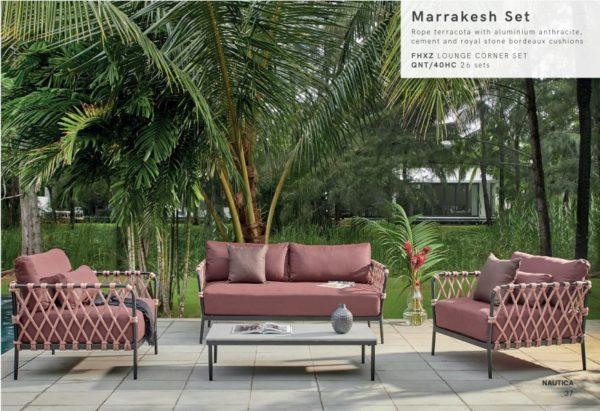 Комплект для отдыха Marrakesh