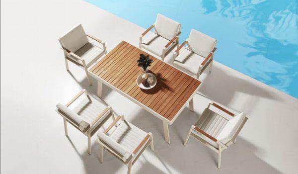 Столовый комплект мебели Nofi