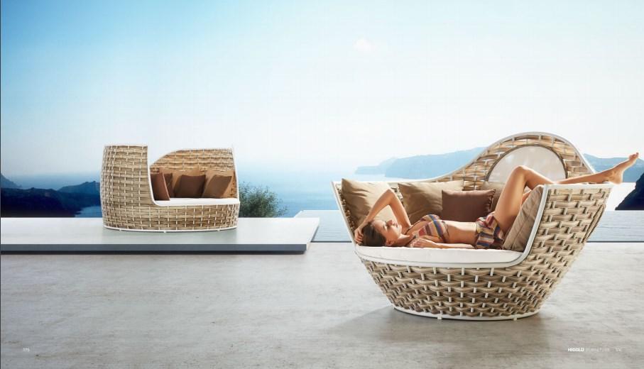 Кровать и диван SHEN X