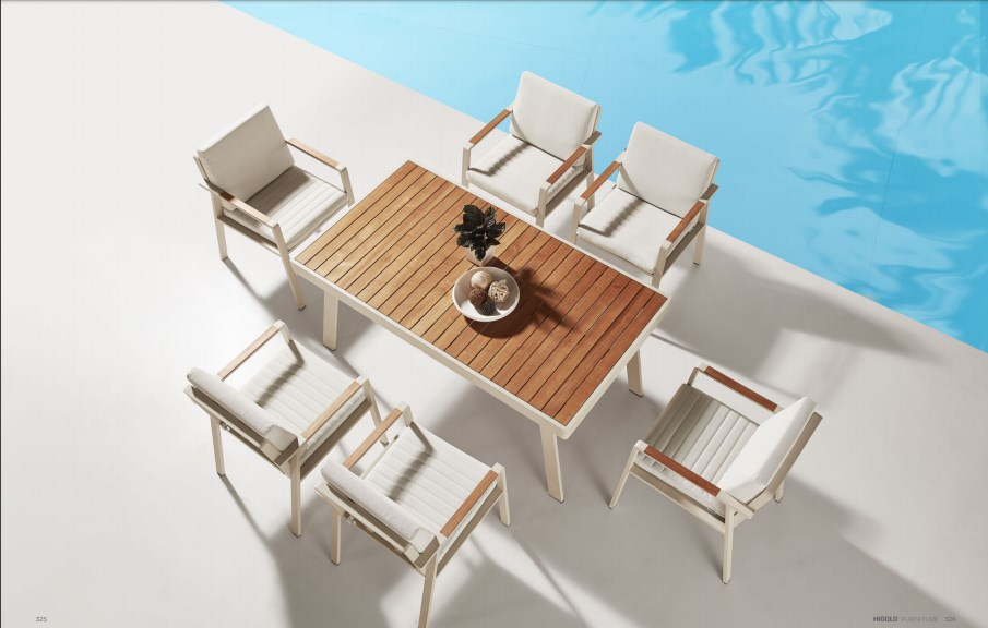 Столовый комплект KAJA Nofi680150, 380114, 680176