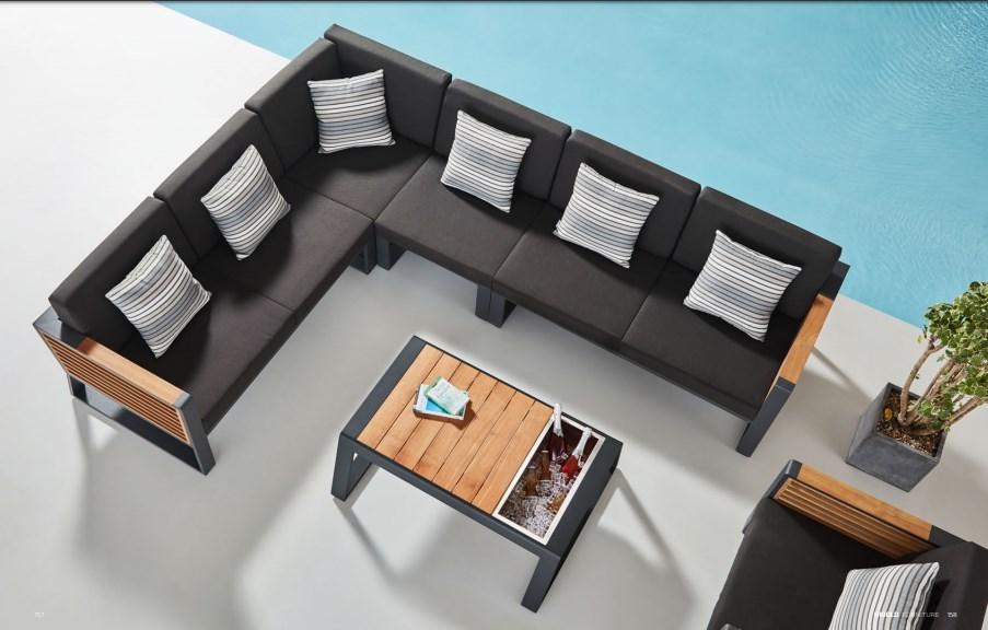 Угловой диванный набор KAJA NEW YORK 2040620
