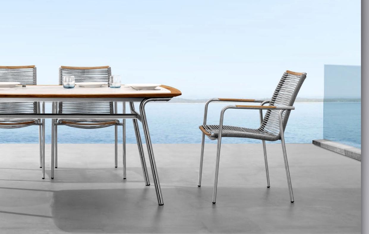 Кресло обеденное Pioneer