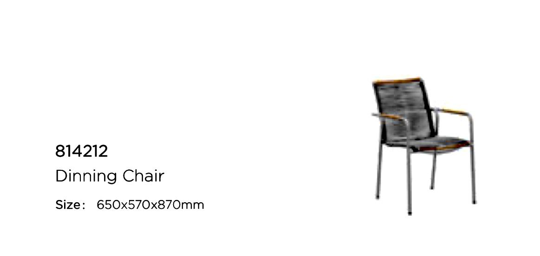 Кресло обеденное KAJA Pioneer 814212
