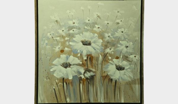 Картина Цветы 3 Ромашки